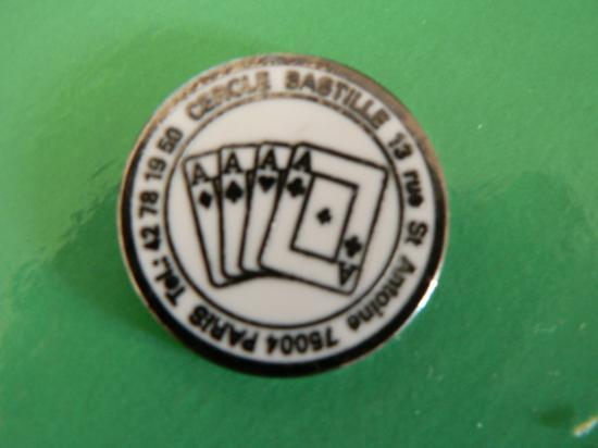 Cercle de jeu Bastille